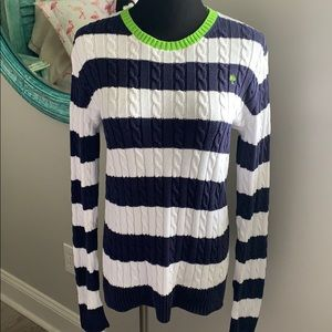 Lilly Pulitzer L/S Gable Knit Sweater
